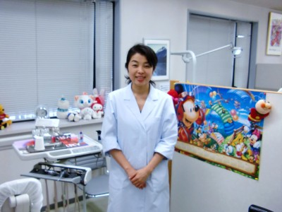 日本小児歯科学会専門医 山田 恵理